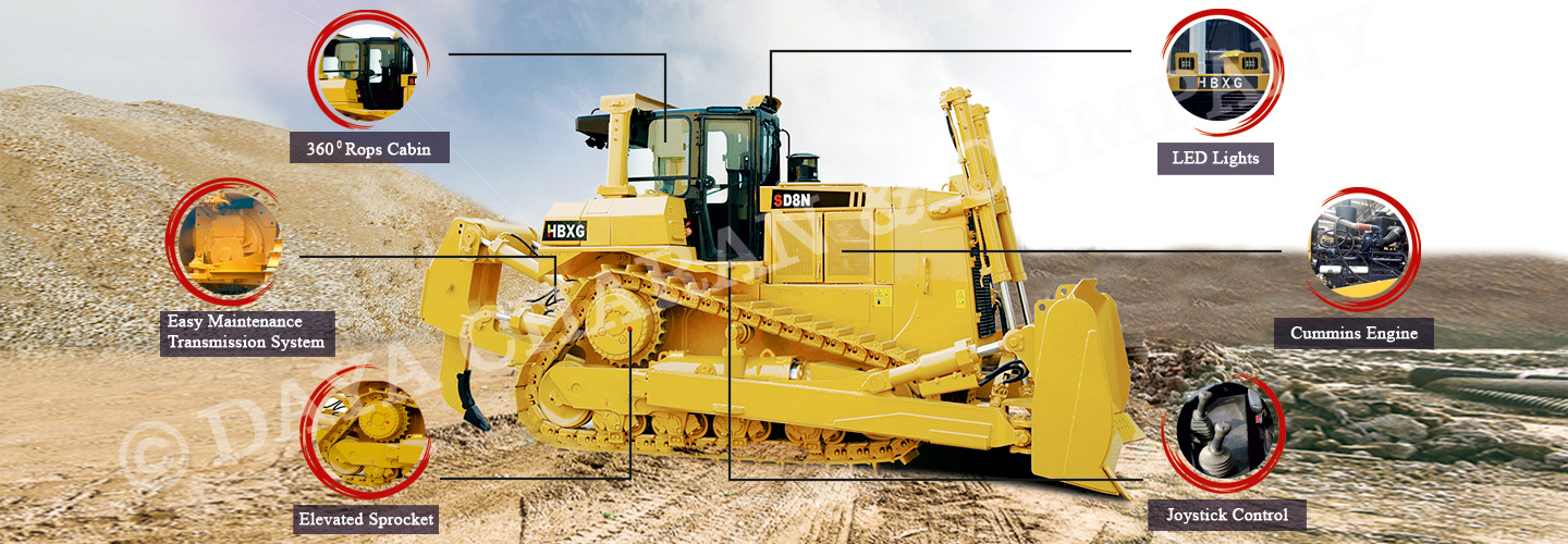 FEATURES OF Bulldozers
