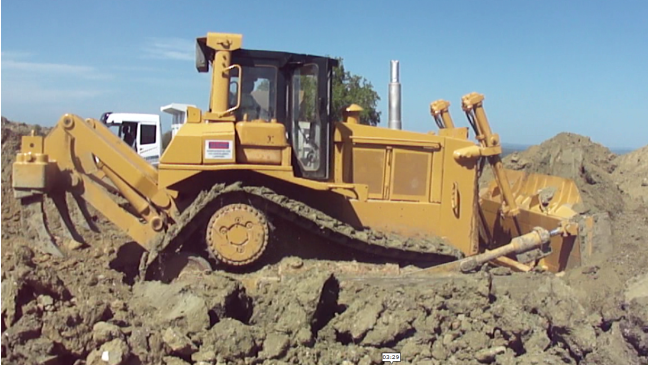 SD7N Bulldozer